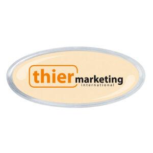 Ansteckbuttons für Werbeeinlagen oder Fotoeinlagen